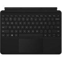 Microsoft Surface Go Type Cover - Tastatur - mit Trackpad, Beschleunigungsmesser - hinterleuchtet - Deutsch - Schwarz -  für Surface Go, Go 2