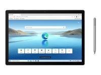 """Microsoft Surface Book 3 - Tablet - mit Tastatur-Dock - Core i7 1065G7 / 1.3 GHz - Win 10 Pro - 16 GB RAM - 256 GB SSD - 38.1 cm (15"""") Touchscreen 3240 x 2160 - GF GTX 1660 Ti - Bluetooth, Wi-Fi - Platin - kbd: Deutsch"""