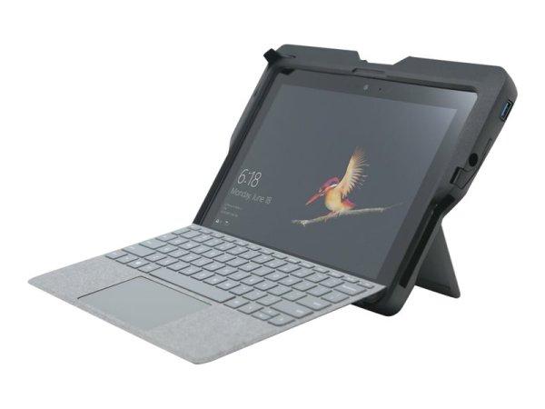 Kensington BlackBelt Rugged Case für Surface Go with Smart Card Reader
